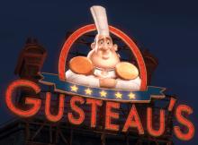 Ratatouille Chef Gusteaus