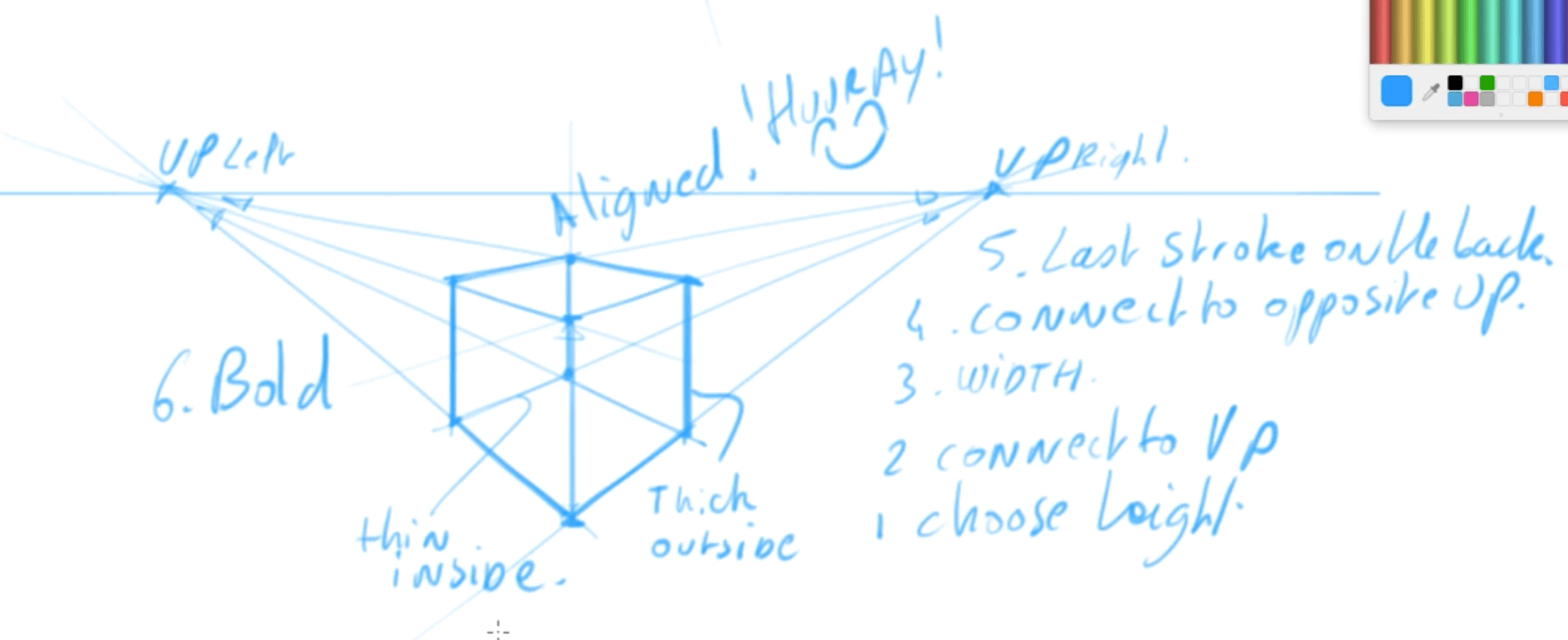 How to draw basic 3d volumes - cone - cube - cylinder - the design sketchbook - n