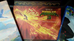 Kung Fu Panda 3 art books