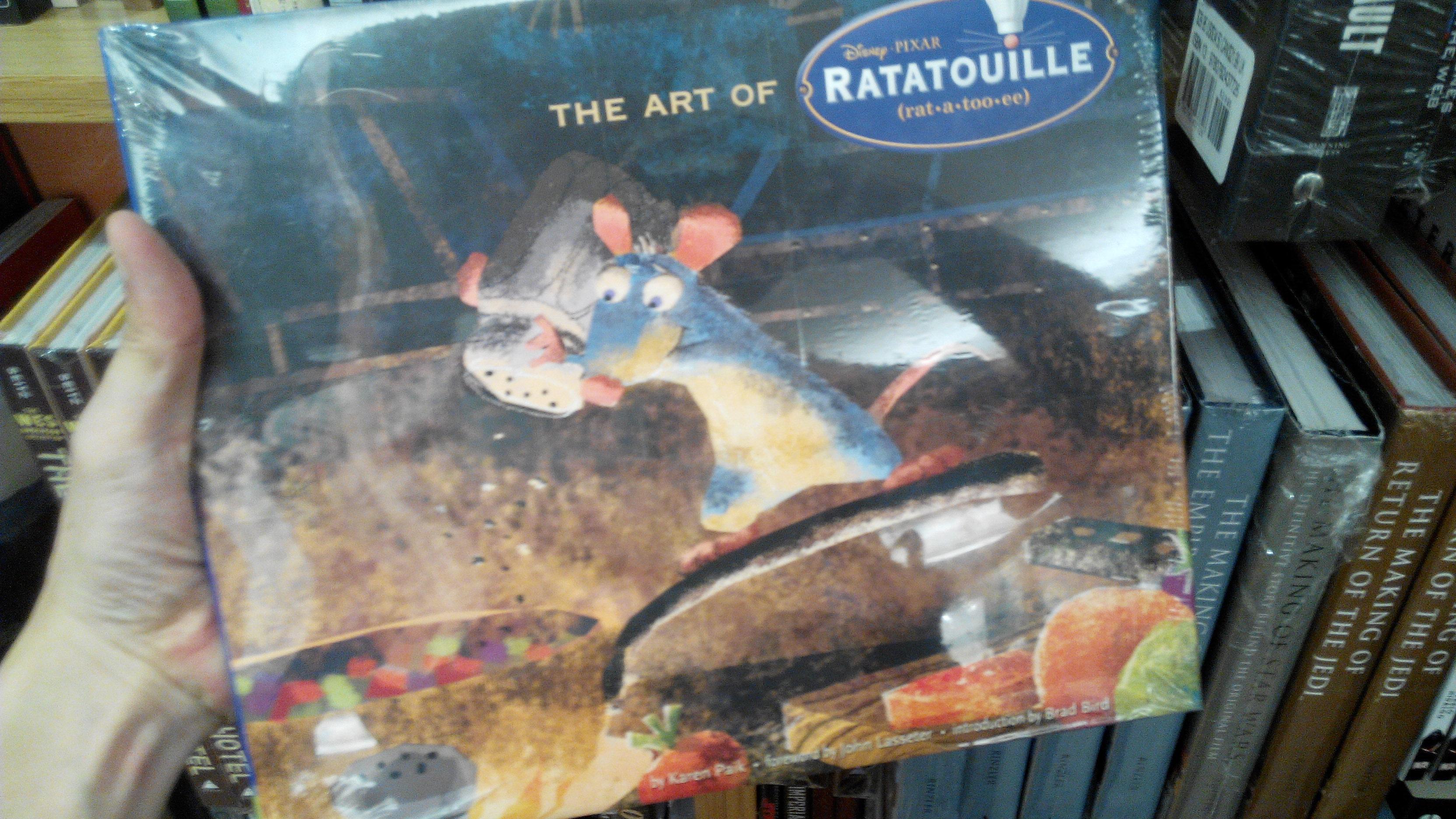 The art of Ratatouille.jpg
