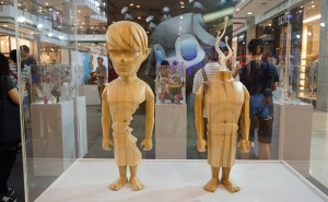 Coarse Expo Thailand Bangkok Play House wood 2
