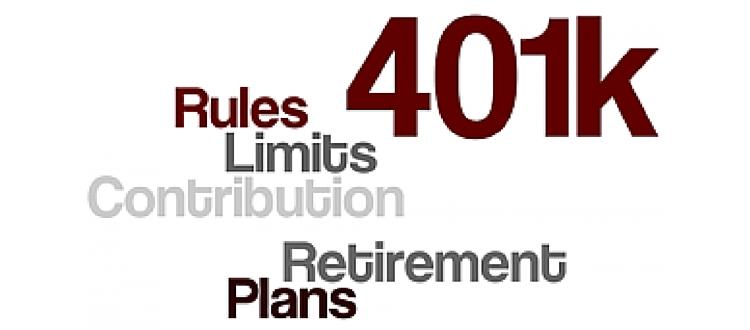 401k limits