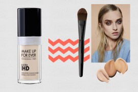 make up for ever ultra hd foundation beauty blogger milan