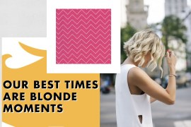 blonde hair is more fun beauty blogger