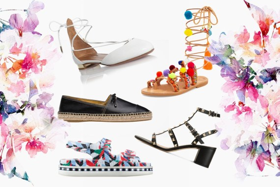 shoes summer 2016 trends