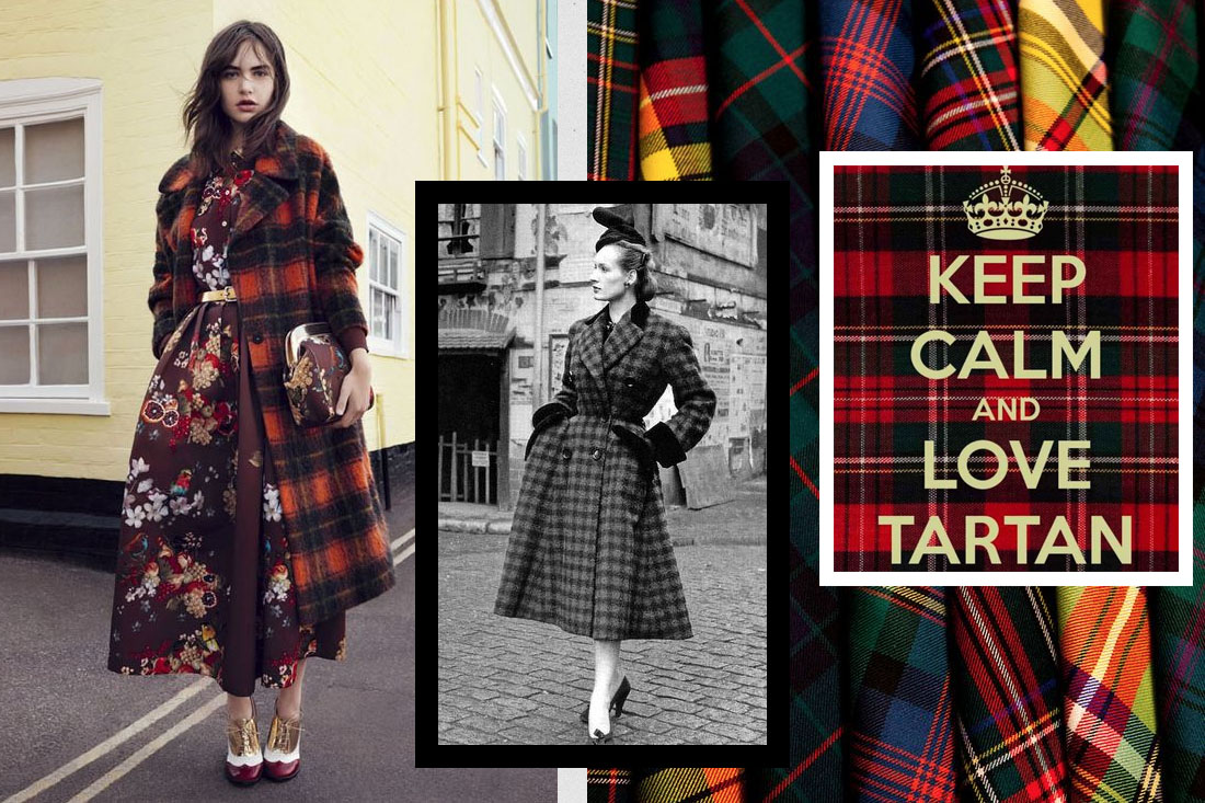 tartan trend fall winter fashion blogger