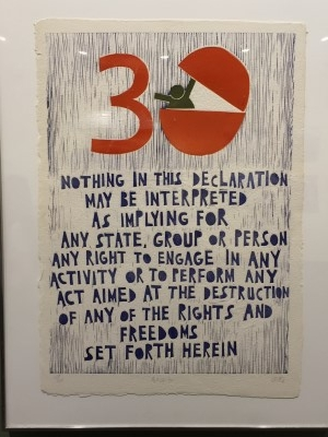 Article 30 of the Universal Declaration of Human Rights.