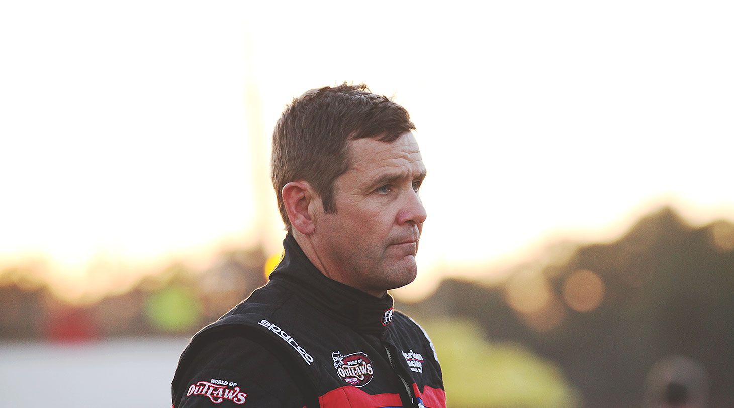 Kerry Madsen is one of Australia's most successful Sprint car drivers | photo: Jeffrey Turford