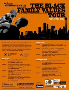 Black Daddies Club – The Black Family Values Tour