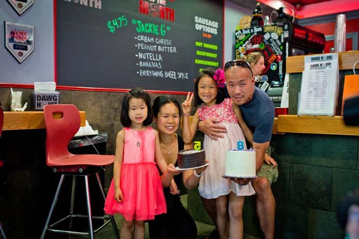 Hot Dog Shop Birthday