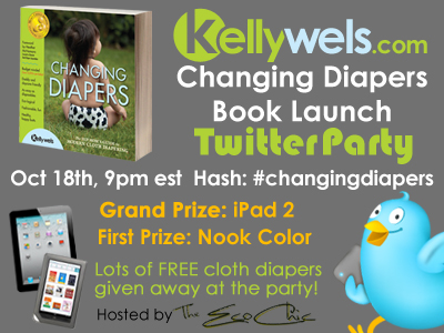 Changing Diapers Twitter Party