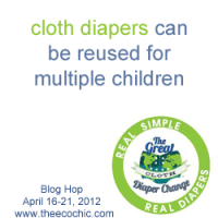 5 Tips to Successfully Cloth Diaper at Night