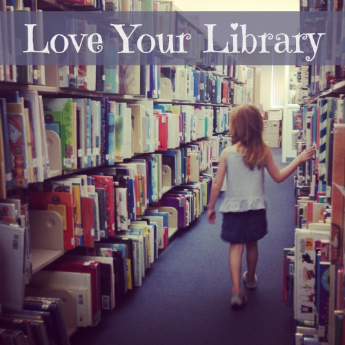 Love Your Library @TheEcoChic