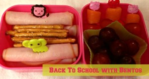 Back to School with Bentos