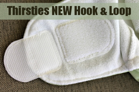 Thirsties NEW Hook & Loop @TheEcoChic