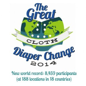Great Cloth Diaper Change 2014