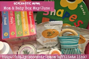 ecocentric mom box review