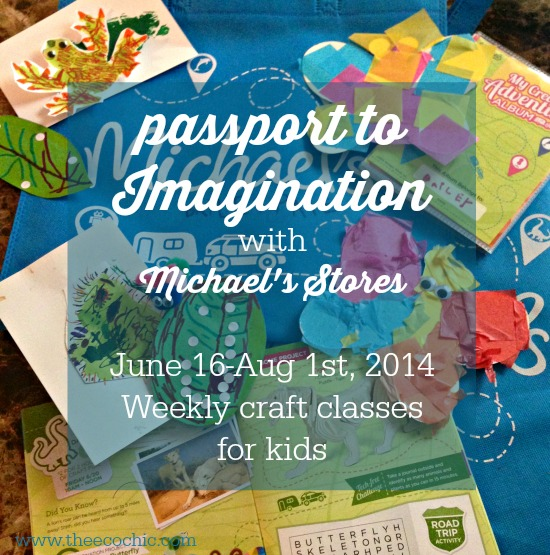 passport to imagination with Michaels Stores