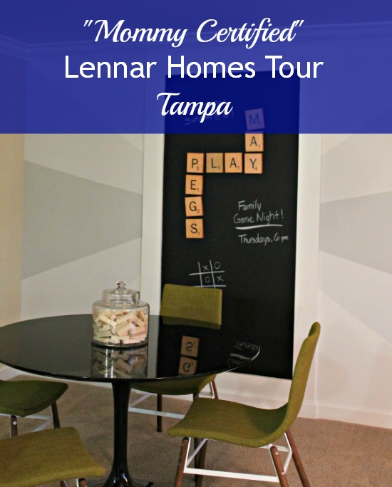 Mommy Certified Lennar Homes Tour