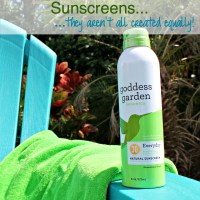 The Truth About Spray Sunscreens