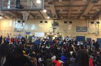 Students engage in Activity Day hosted by PGC in the gymnasium
