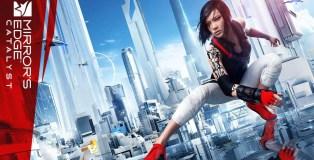 Mirror's Edge Catalyst PS4 Xbox One PC