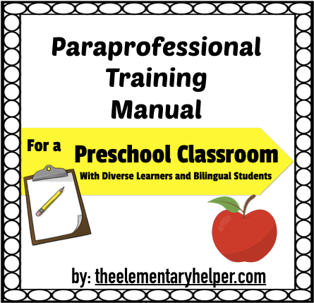 5 Tips for Making a Successful Team with your Paraprofessionals!