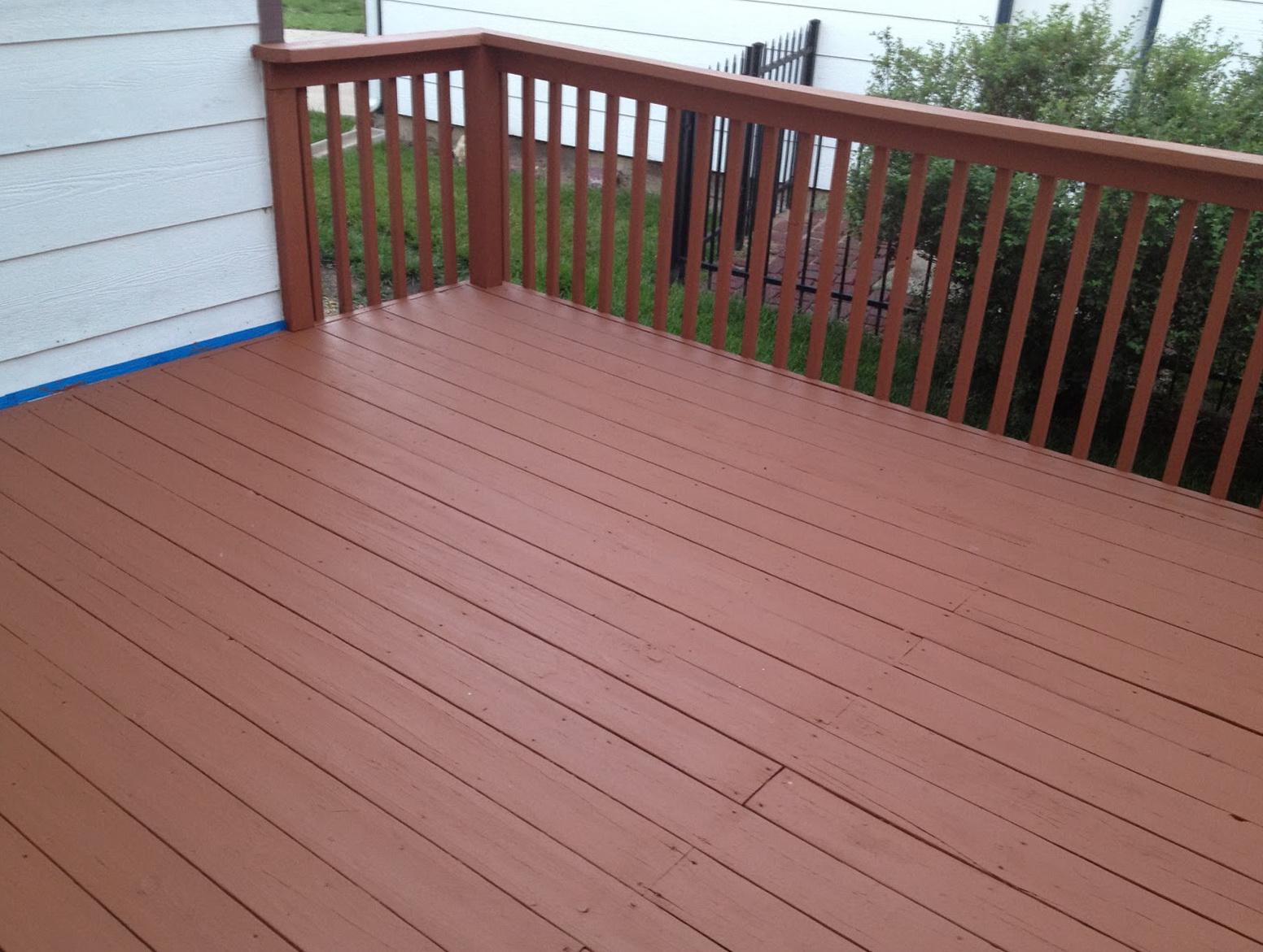 Joyous Behr Deck Over Colors Behr Deck Over Colors Home Design Ideas Behr Deck Over Prep Behr Deck Over Walnut houzz 01 Behr Deck Over