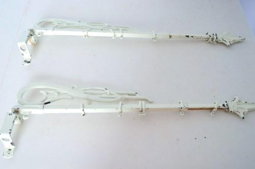 Medium Of Swing Arm Curtain Rod