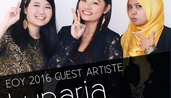 EOY 2016 Guest Artiste: Lunaria