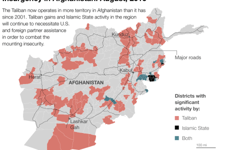 stratfor map afghanistan insurgency 160815 0