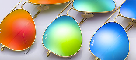A variety of prescription sunglasses in Thornhill