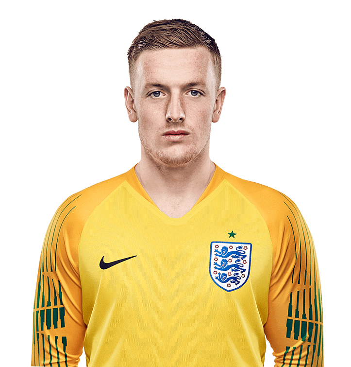 England Squad Profile  Jordan Pickford Get the shirt Jordan Pickford