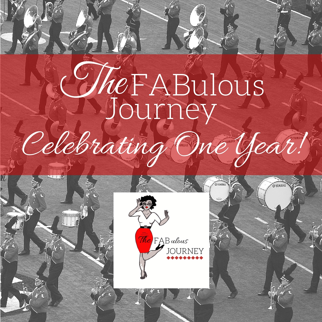 Celebrating One Year - The FABulous Journey