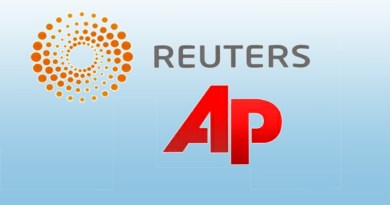 Reuters and AP Caught Selling Same News