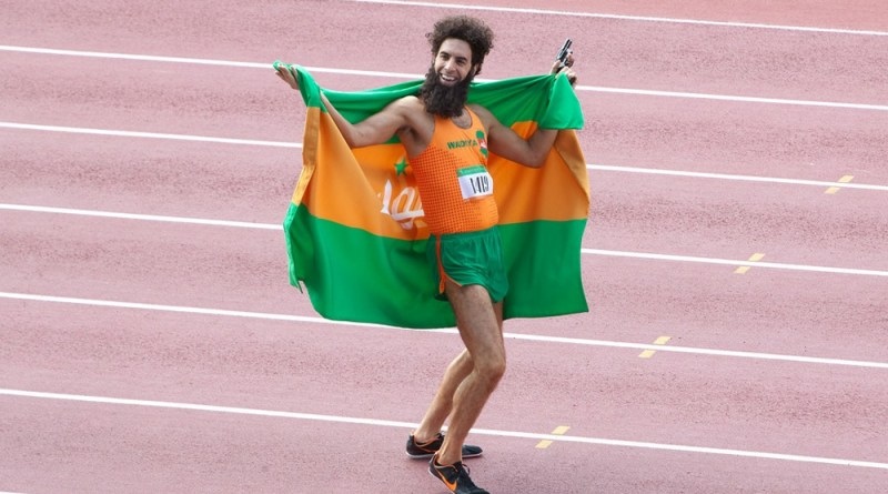 Nations Cry Foul at Olympic 100 Meter Dash