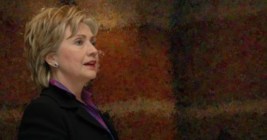 Hillary Mistakenly Accuses Trump of Calling for Armed Revolution