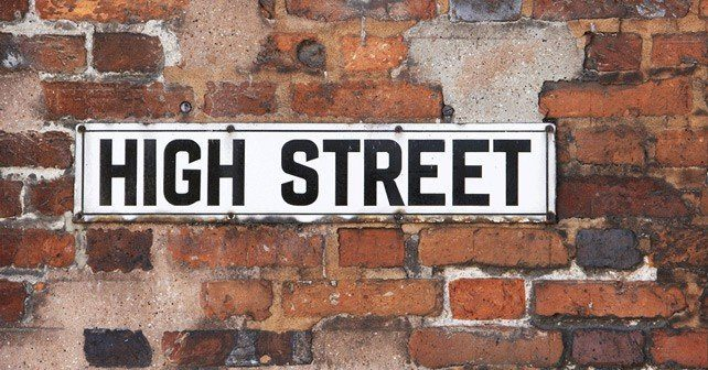 High Street - Most Common Road Name In UK