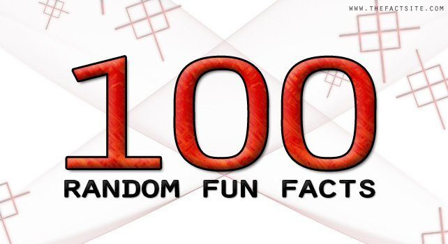 random-fun-facts