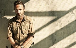 Andrew Lincoln Facts