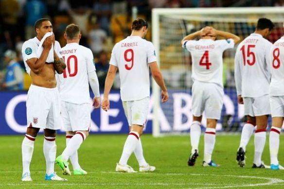 England+v+Italy+-+UEFA+EURO+2012+Quarter+Final