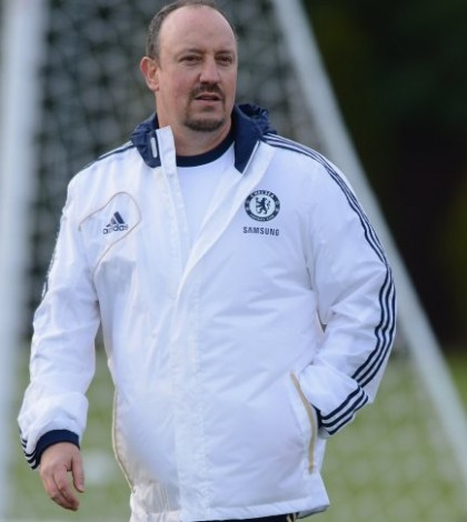 The new man in town: Benitez plots success at Chelsea