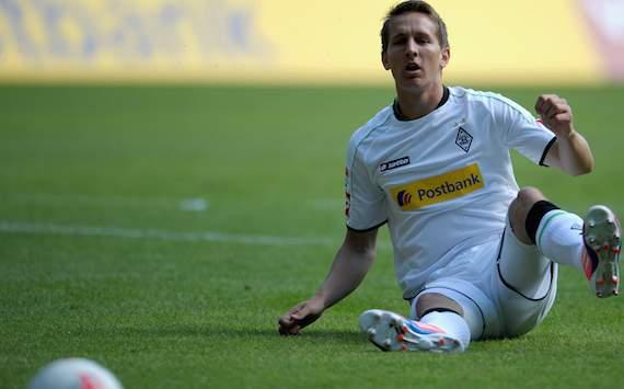 Luuk de Jong has struggled to find his feet in the Bundesliga