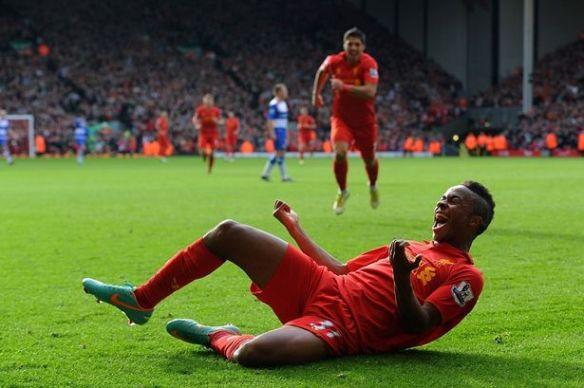 Liverpool+v+Reading+-+Premier+League