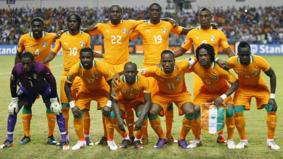ivory coast group