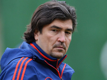 Steering Russia's newest crop of talent: Russian Under-21 boss, Nikolai Pisarev