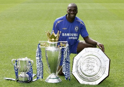 Makelele was the anchor to Mourinho's success at Chelsea.