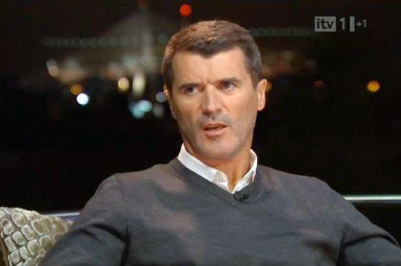 Roy keane, ITV pundit for Euro 2012-884334