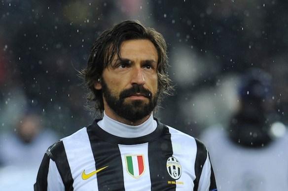 Pirlo at Juventus