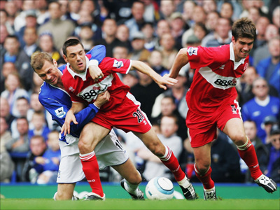 Everton v Middlesbrough